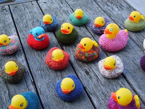 guerilla knitting / gerilla-kötés