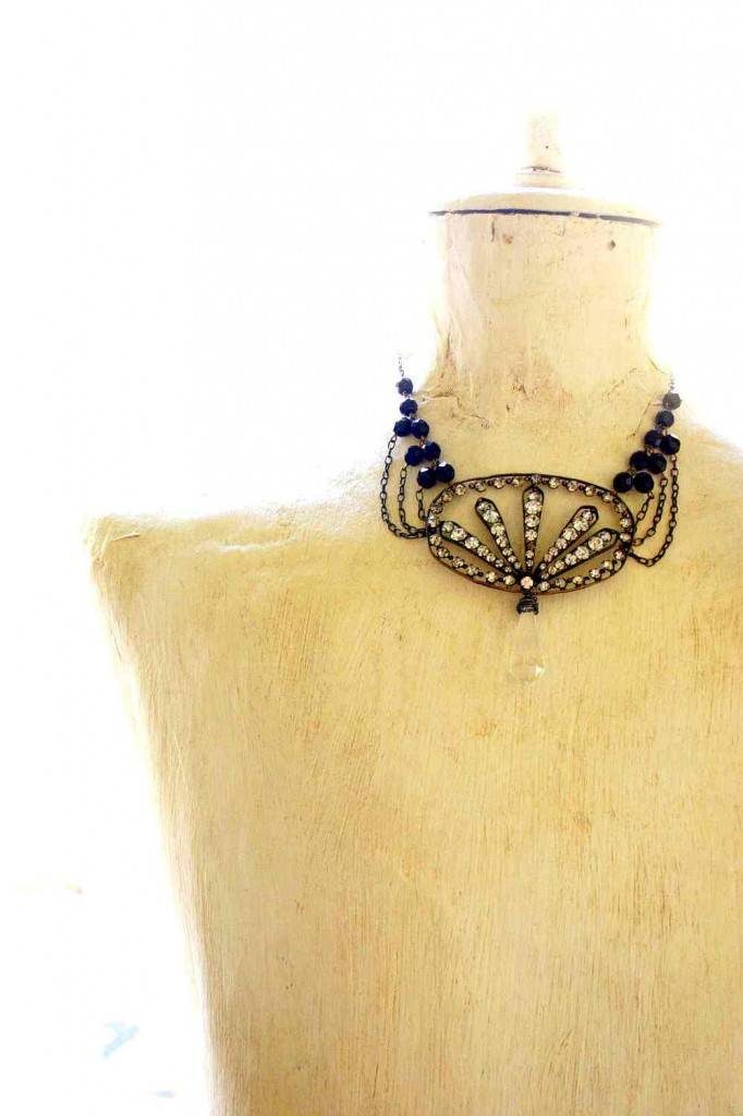 redesign statement necklace