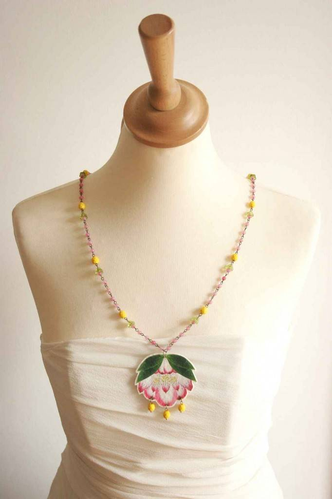 ringu nyaklánc / ringu necklace