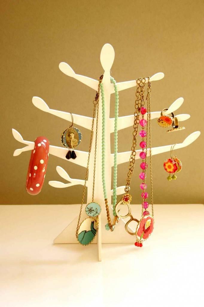 ékszerfa / jewelry tree, jewelry organizer