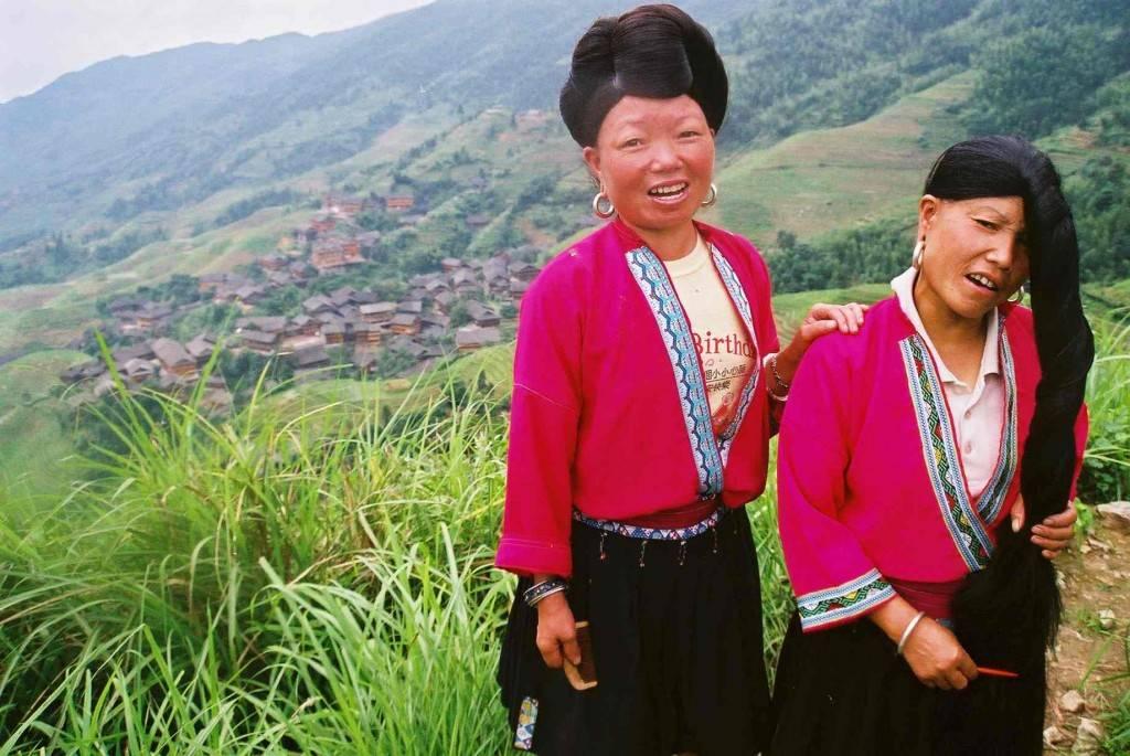 miao törzs dél-kína / miao tribe southern china