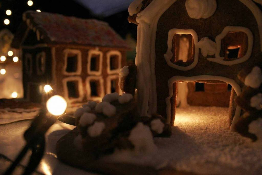 Gingerbread Town, Hungary 2012