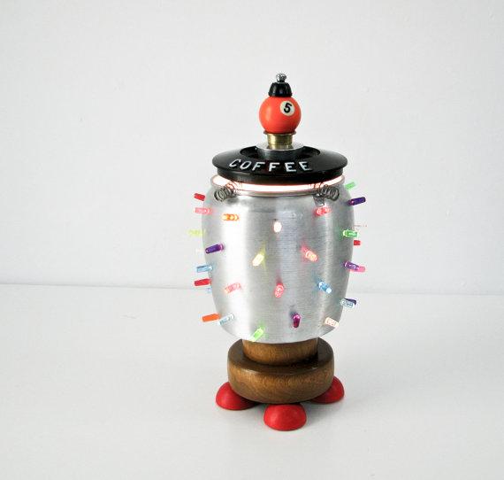 lámpa mixerből