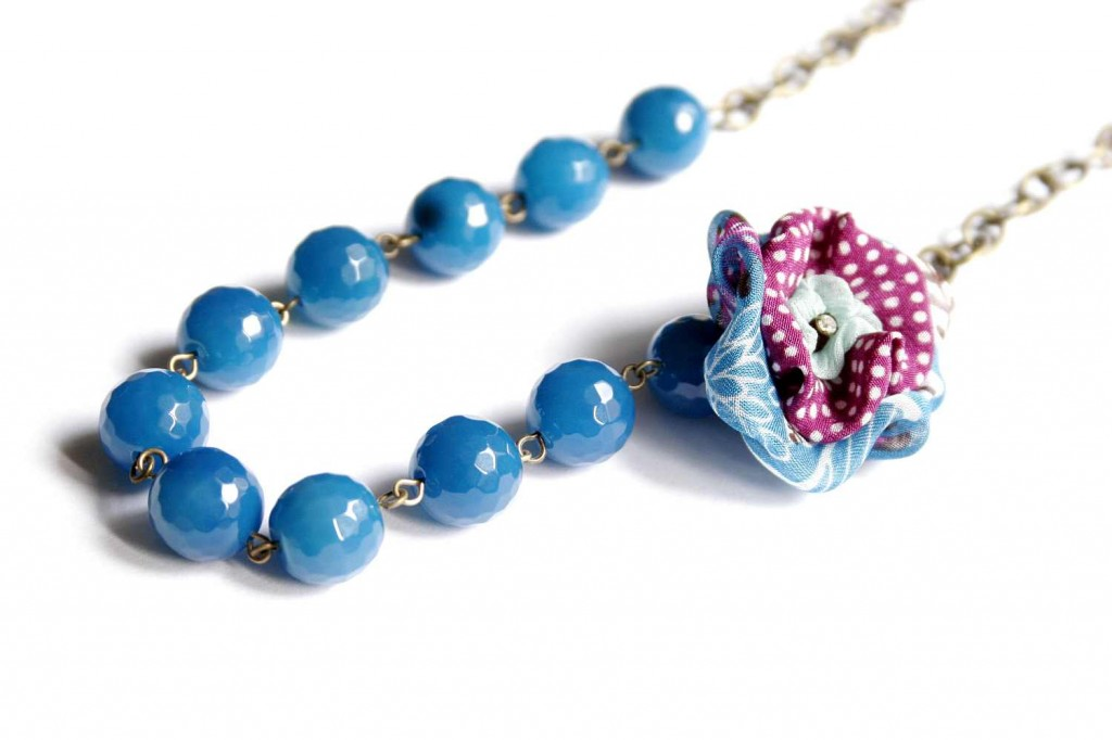 bohemian necklace vadjutka