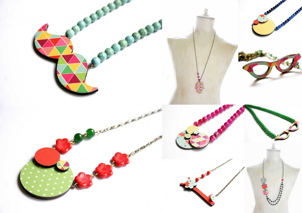 láncok / necklaces
