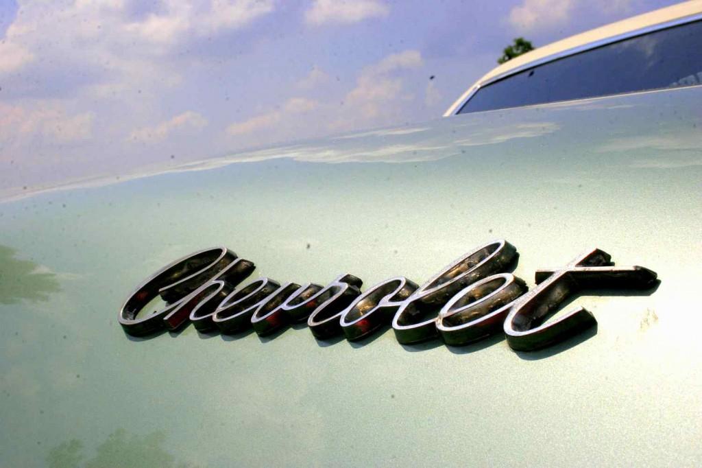 chevrolet old US car