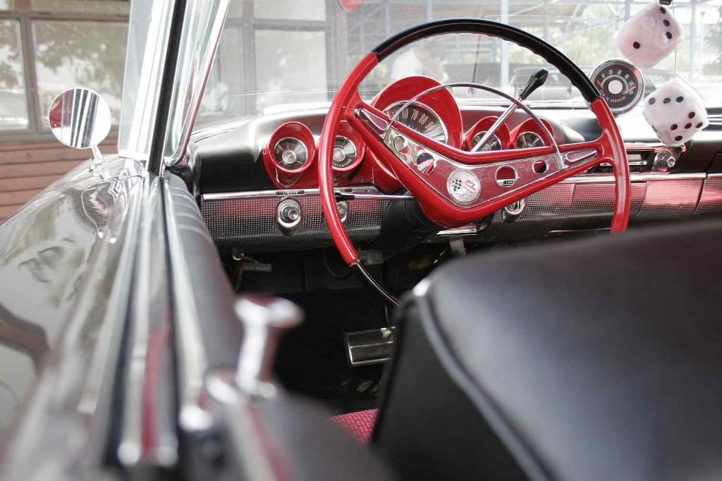 régi amerikai autós hétvége
