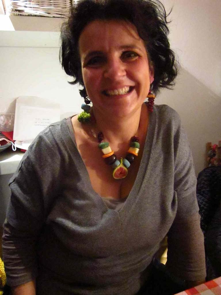fig necklace / füge nyaklánc