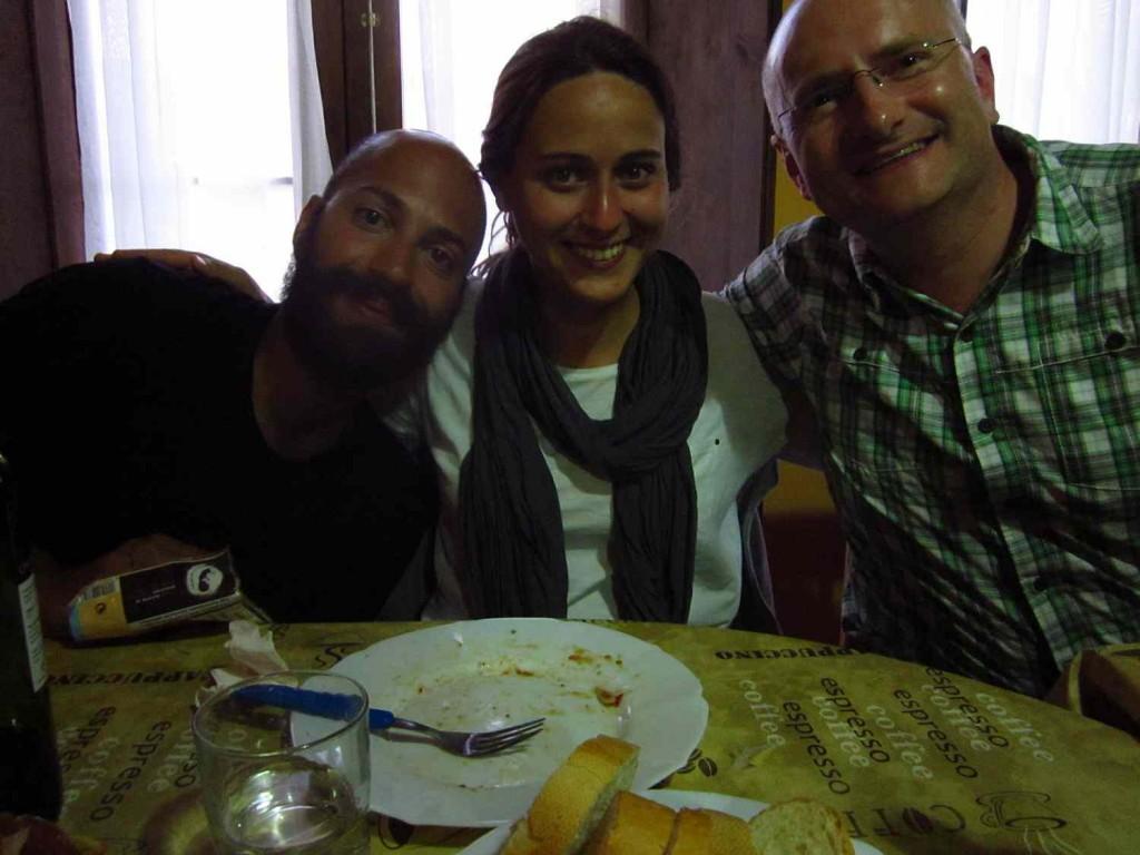olasz vacsora