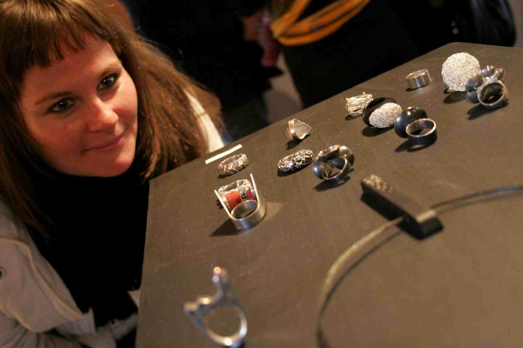 sterling silver jewelry exhibition