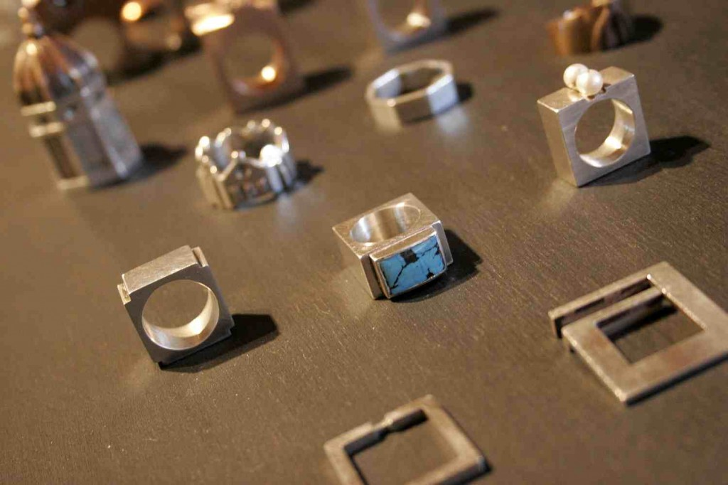 sterling silver rings by andras velosy