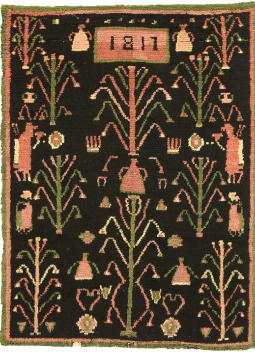 regi finn szőnyeg ryijy