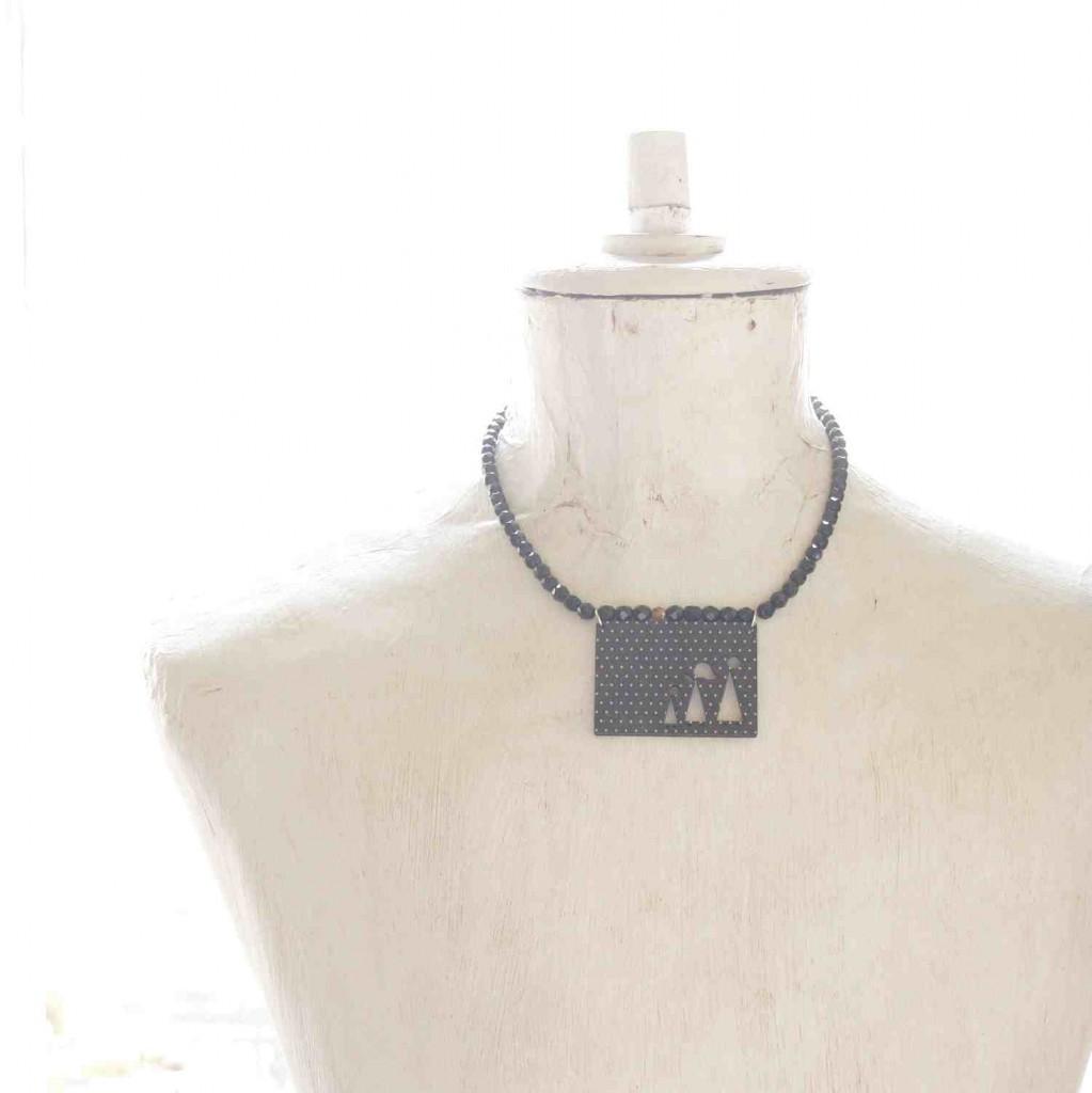 christmas necklace / karácsonyi nyaklánc