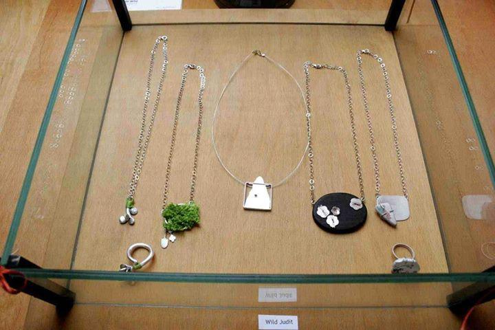 ezüst kiállítás ékszer / silver jewelry exhibition