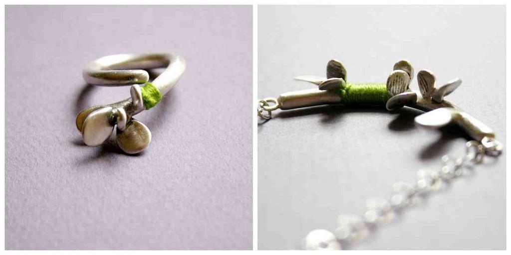 majomkenyérfa ezüst design ékszer / baoab tree sterling silver design jewelry