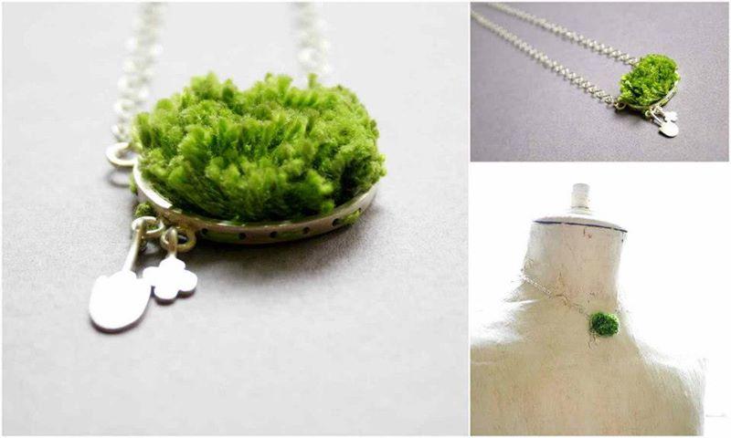 kertem ezüst design ékszer / my garden sterling silver design jewelry