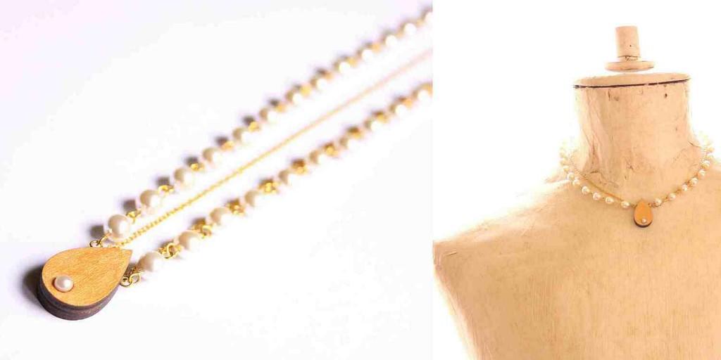 menyasszonyi nyaklánc / bridal necklace