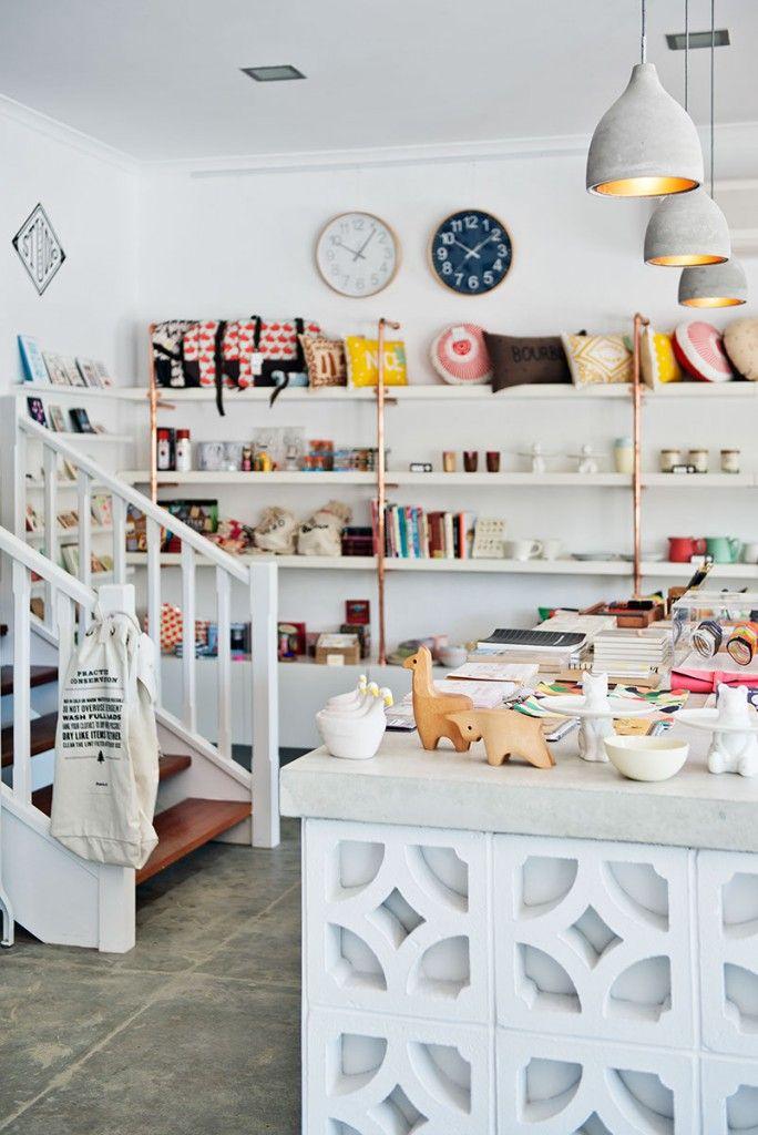 handmade shop decor