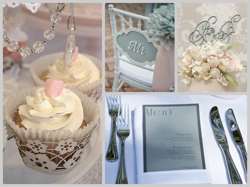 wedding decoration / esküvői dekoráció csipkedesign