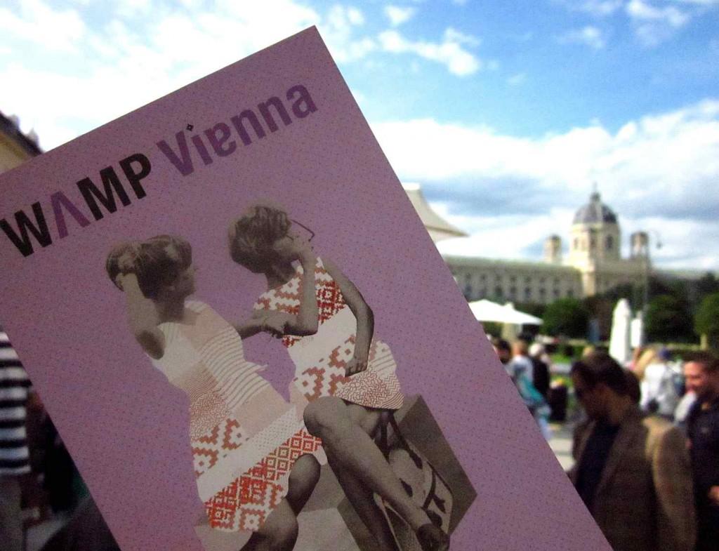 Wamp Bécsben