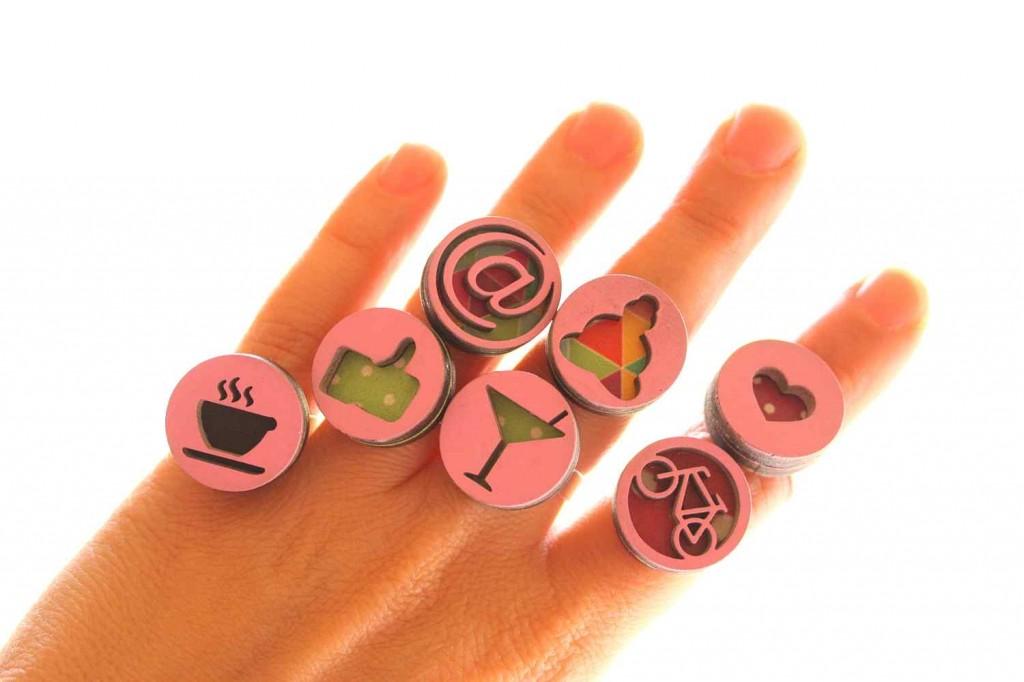 ikon gyűrűk vadjutka