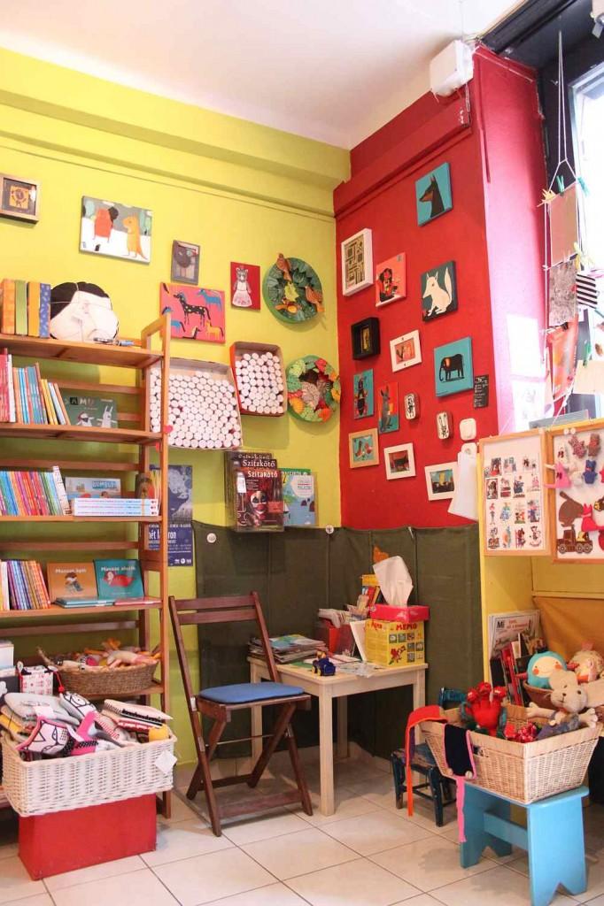 ráday utca könyvesbolt