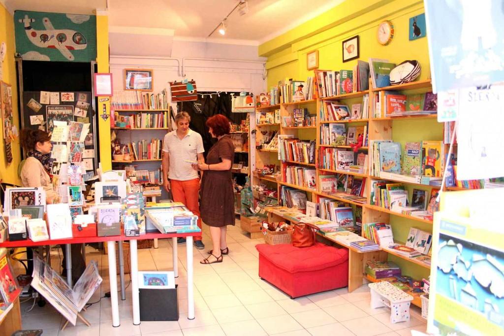 könyvesbolt gyerekeknek 2 egér