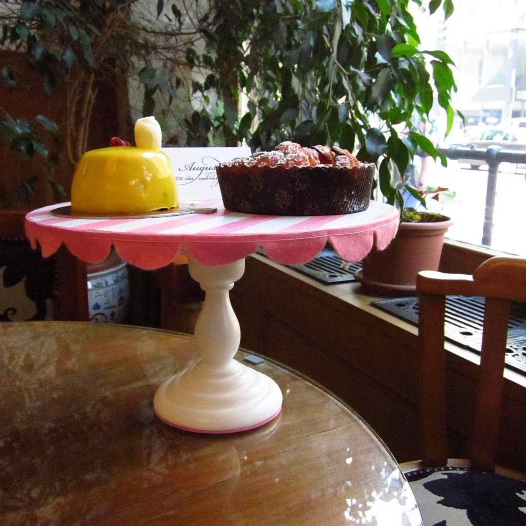diy kínáló tortatál