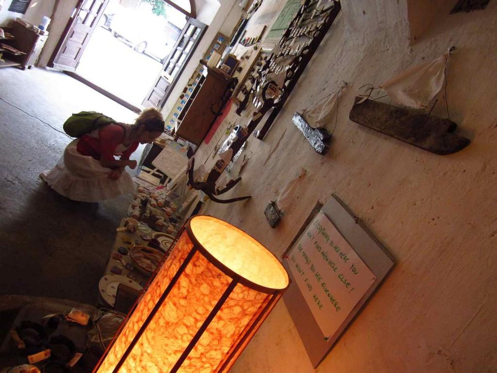 arts and craft shop, senj