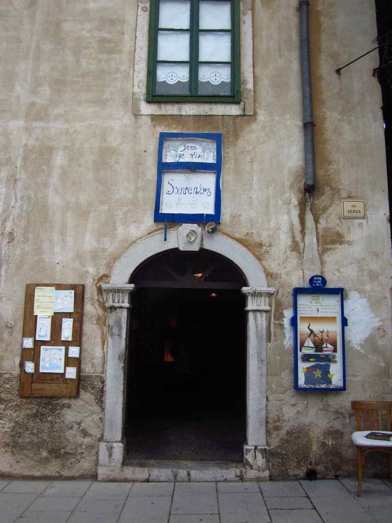 kézműves bolt horvátország, senj