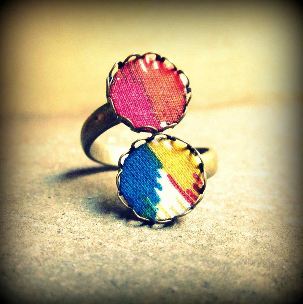 indián nyár vadjutka gyűrű