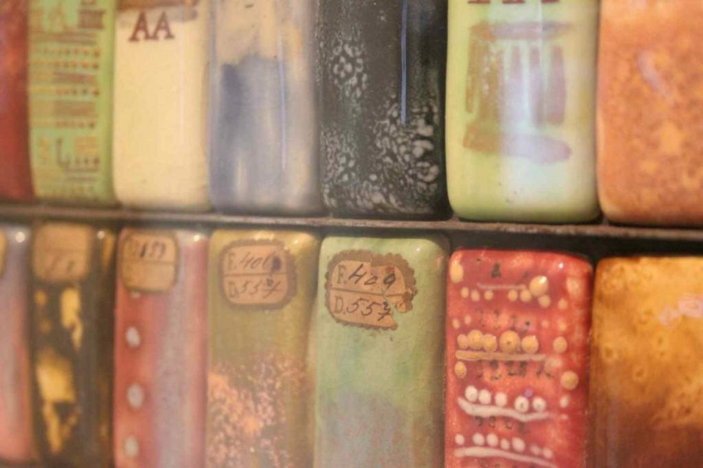 zsolnay porcelain tiles - zsolnay quarter in pécs