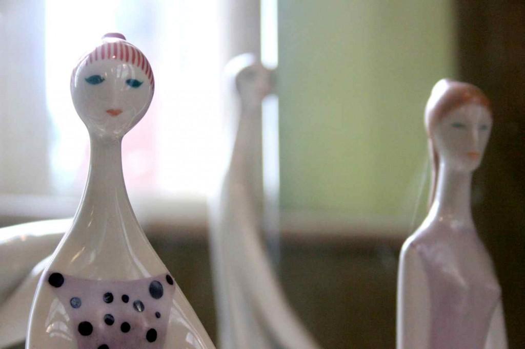 retro zsolnay porcelán