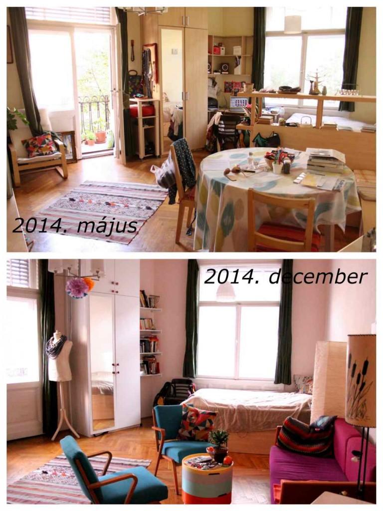 lakásátalakítás / flat makeover