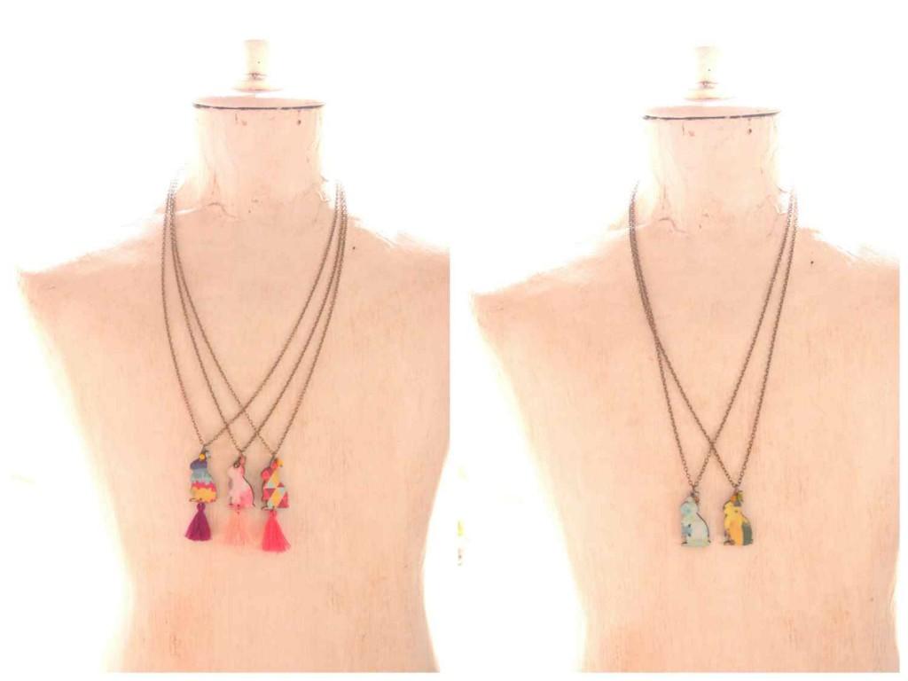 Noé bárkája kollekció: nyuszi lánc / Noah's Arc collection rabbit necklace